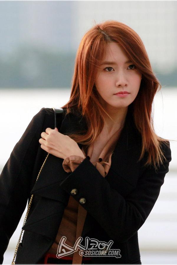 [compilation] 121031 Yoona @ Incheon Airport | tiffbum